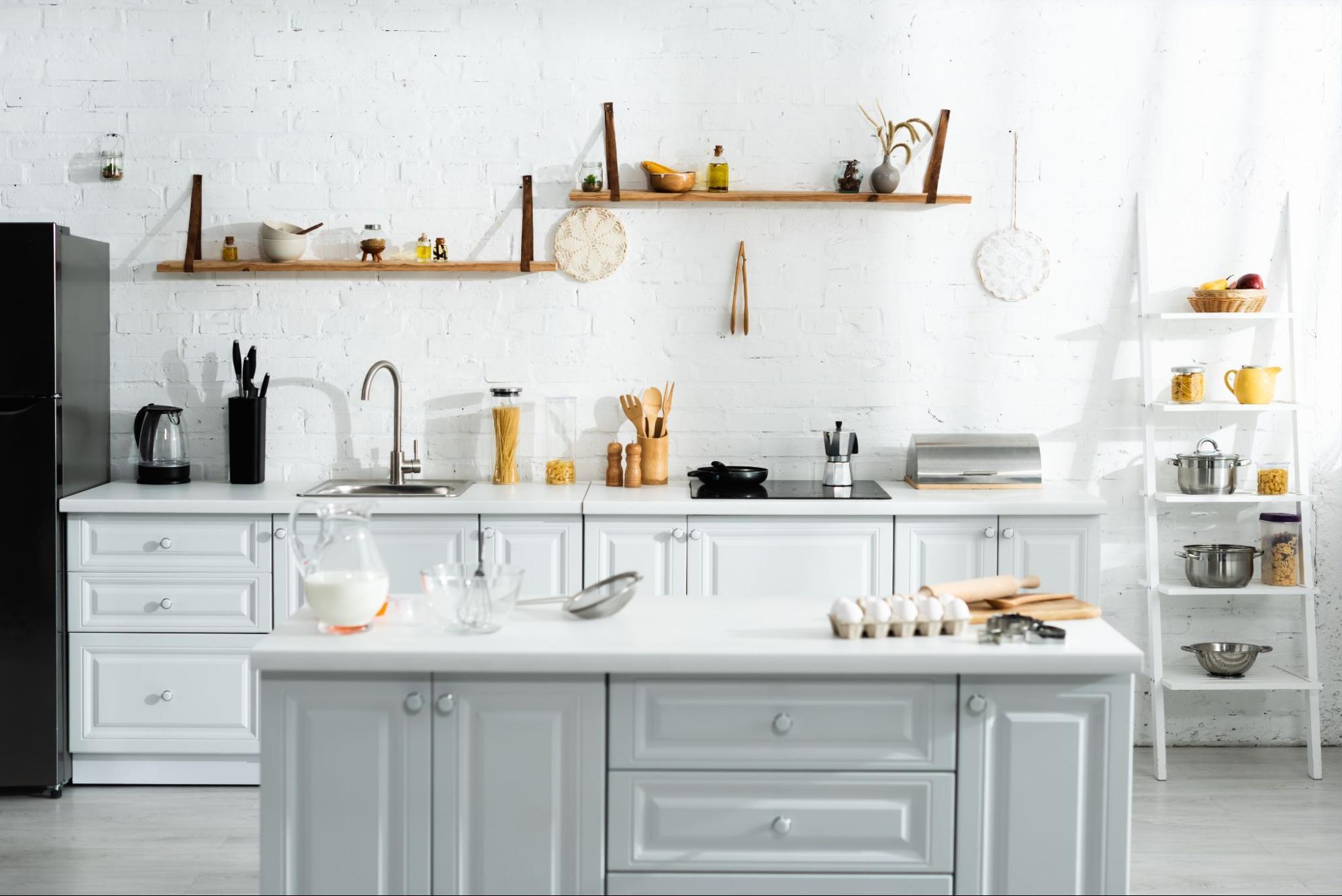 【事例付き】センスが良いキッチンインテリアはこうして作る!コーディネートのポイントを解説